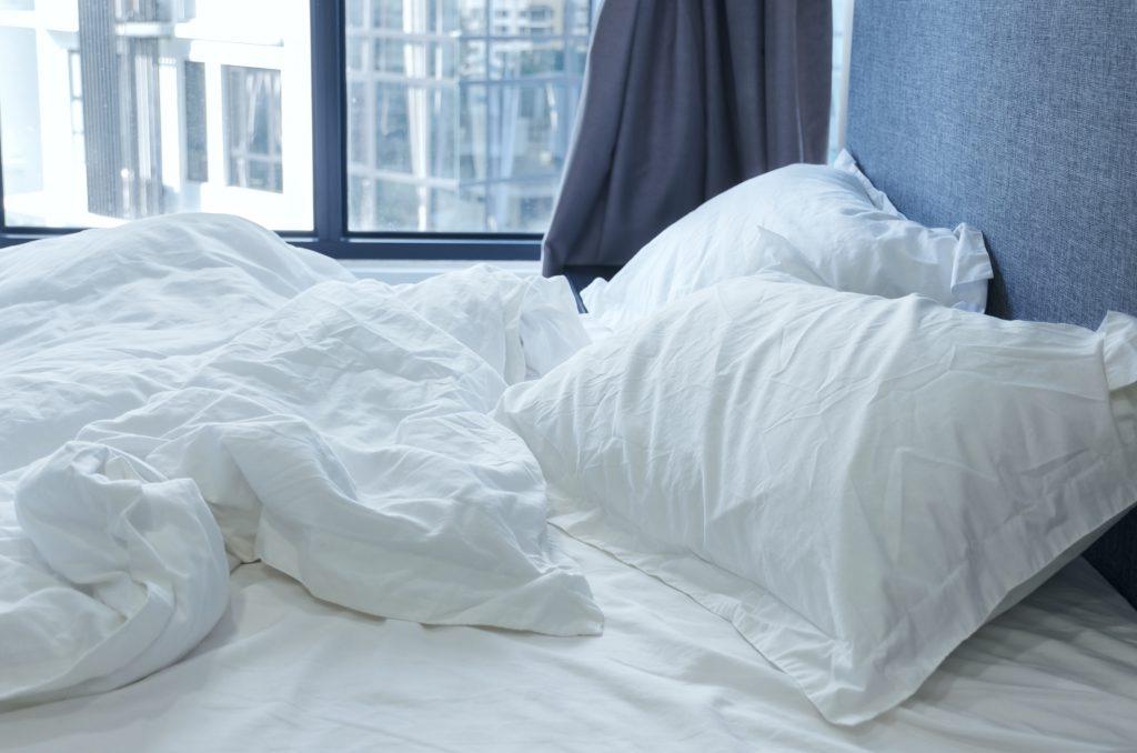 økologisk sengetøj